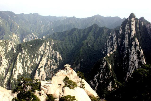 hua shan_landscape_1