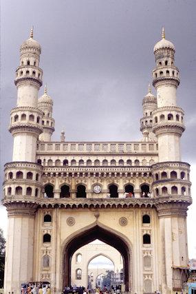 hyderabad_char minar_1