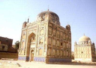 hyderabad_kalhora tombs