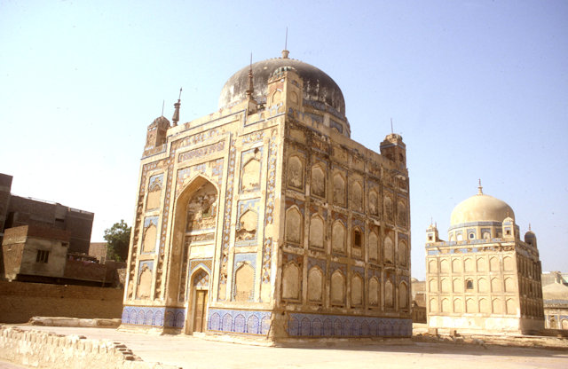 hyderabad_kalhora tombs
