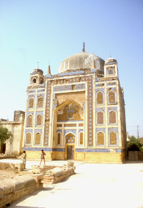 hyderabad_talpur tomb