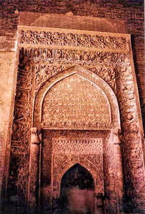 isfahan_jami masjid_mihrab