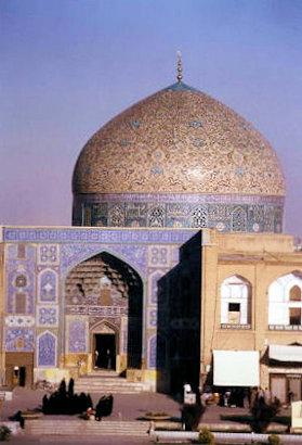 isfahan_sheikh lotfollah mosque