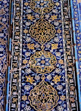 isfahan_tilework