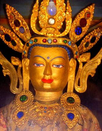 kalimpong_thongsa monastery_buddha