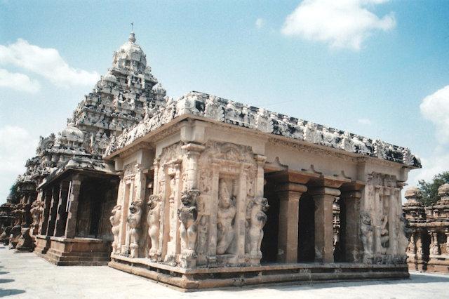 kanchipuram_kailasanatha temple