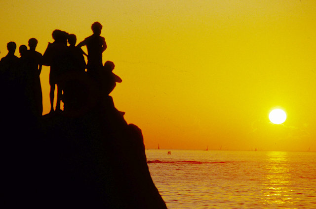 kanya kumari_sunrise