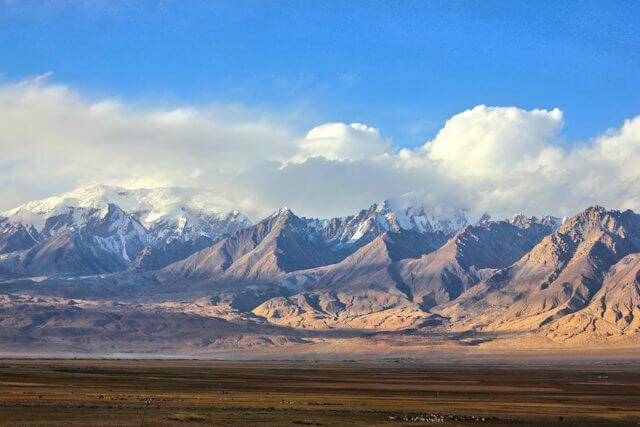 karakoram highway_karakoram range (1)