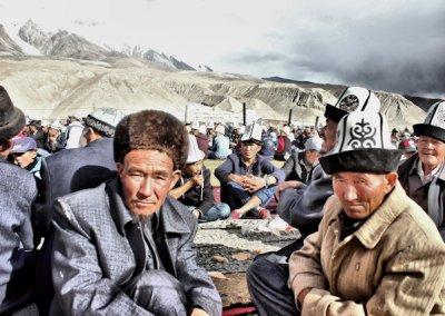 karakoram highway_kyrgyz village