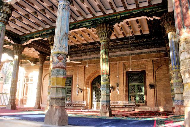 kashgar_abakh hoja tomb (1)