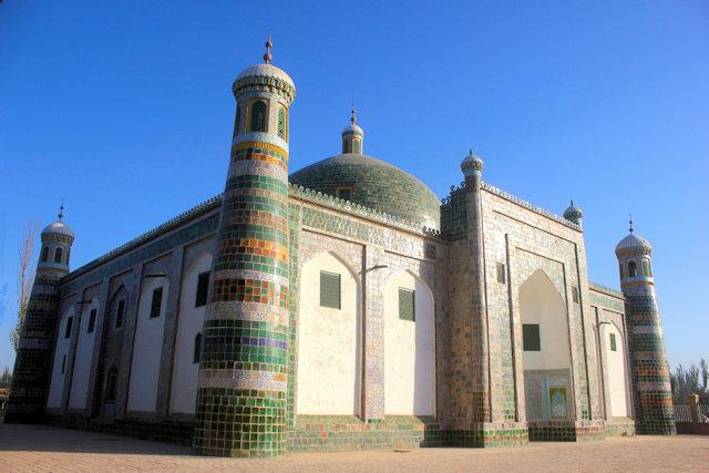kashgar_abakh hoja tomb (2)
