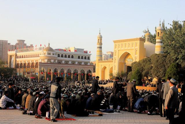 kashgar_id kah mosque (1)