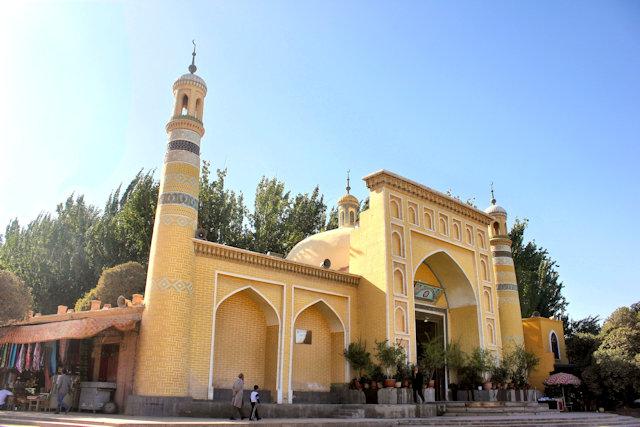 kashgar_id kah mosque (3)