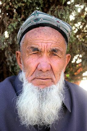 kashgar_uighur elder