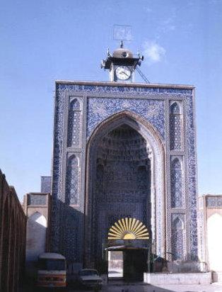 kerman_jami masjid