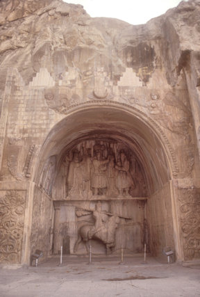 kermanshah_rock carving_2