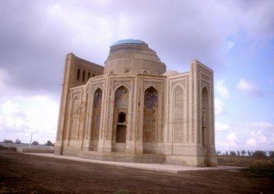 konye urgench_mausoleum of turabeg khanum
