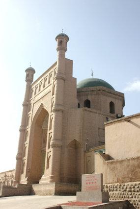 kuqa_jami masjid