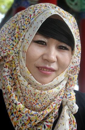 lanzhou_hui muslim woman