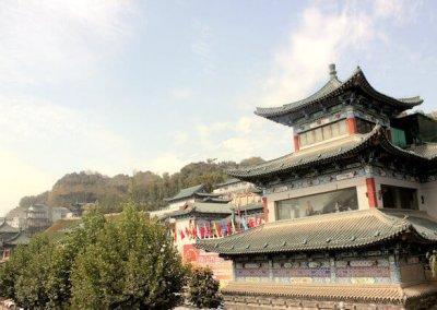 lanzhou_white pagoda hill