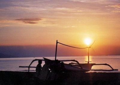 lovina_sunset