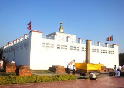 lumbini_maya devi temple
