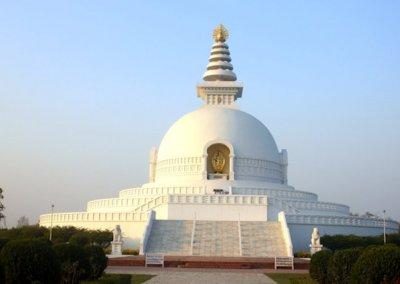 lumbini_world peace pagoda
