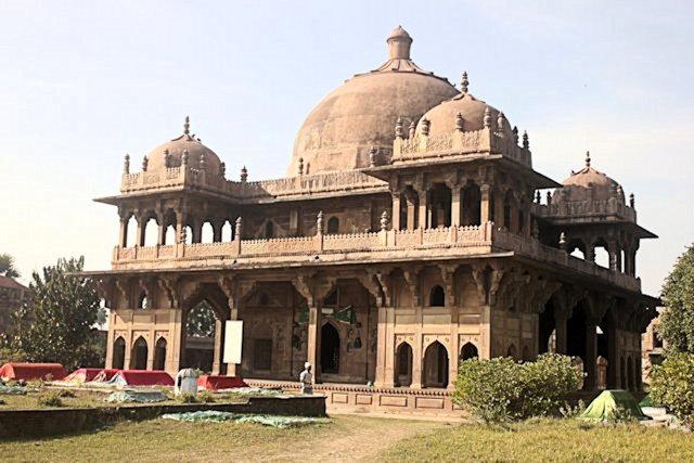 maner_mausoleum of hazrat makhdum yahya maneri_1