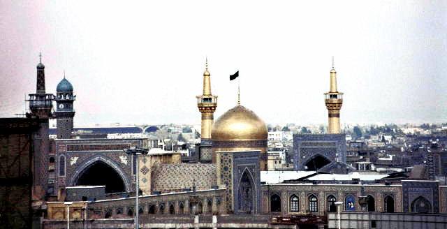 mashhad_reza ali complex