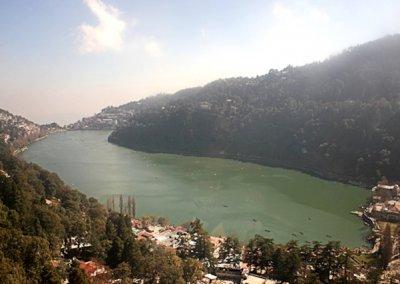 nainital_lake view