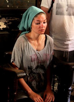 new athos_monastery_young abkhazian woman