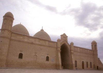 otrar_mausoleum of arslan-bab