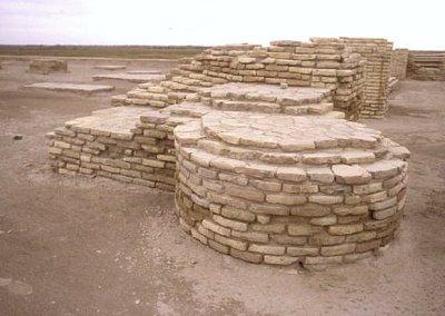 otrar_ruins of ancient city