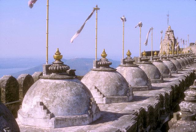 palitana_adinatha temple_roof