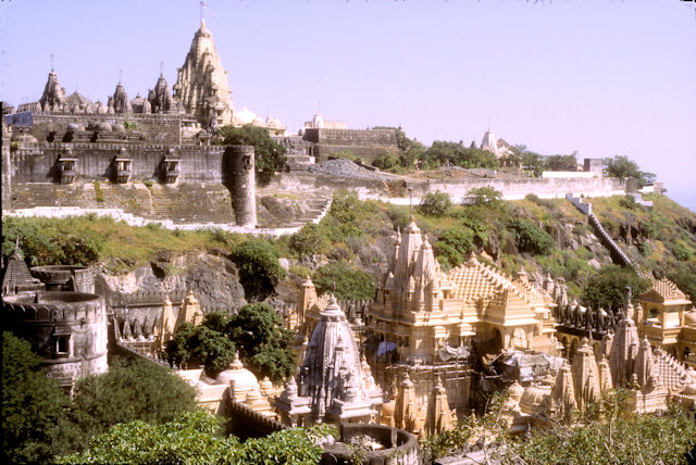 palitana_overview from northern ridge