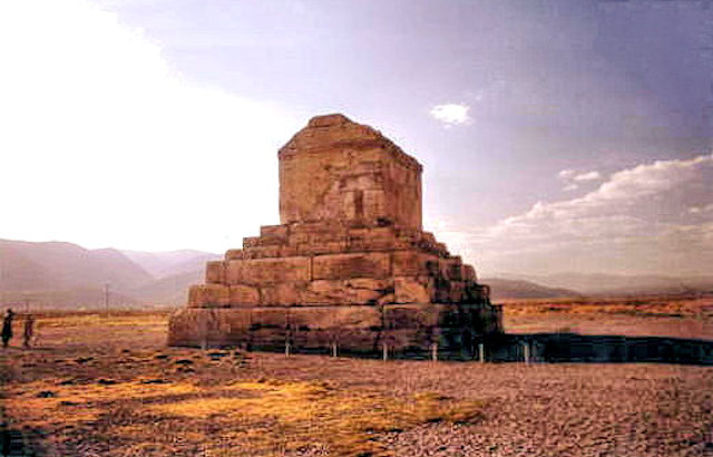 pasargadae_tomb of cyrus
