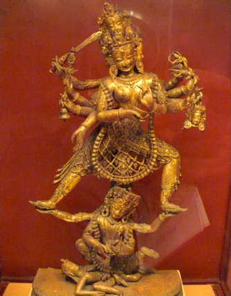 patan_royal palace museum_bronze sculpture