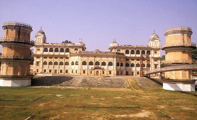 patiala_old moti bagh palace
