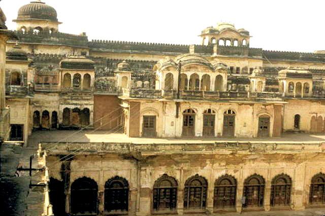 patiala_qila mubarak_palace complex