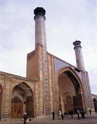 qazvin_jami masjid