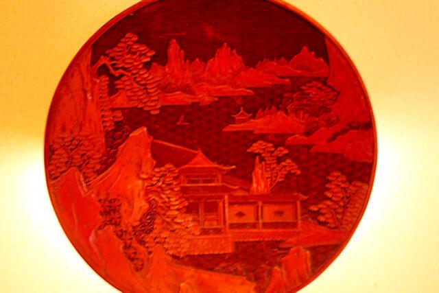 qufu_ornamental plate