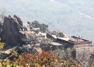 rajgir_griddhakuta hill