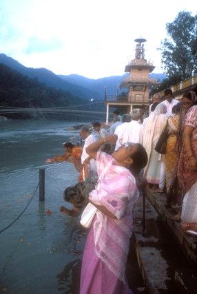 rishikesh_aarti ceremony