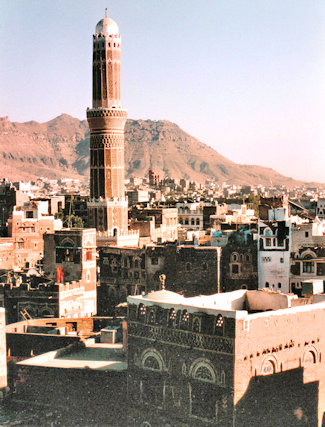sanaa_overview of old city