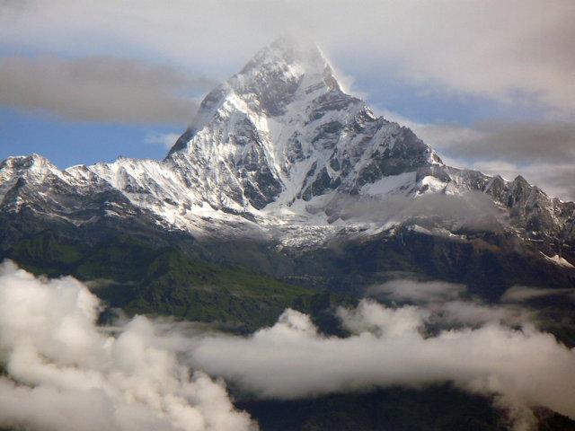 sarangkot_fishtail mountain