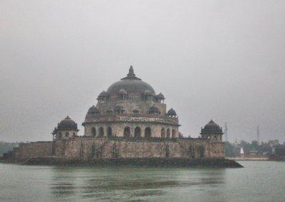 sasaram_mausoleum of sher shah sur
