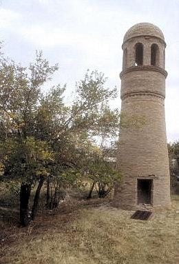 sayram_bazalakata minaret