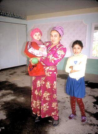 sayram_kazakh family