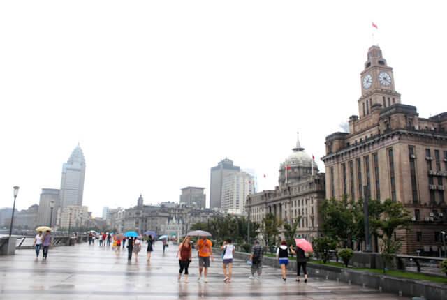 shanghai_bund promenade