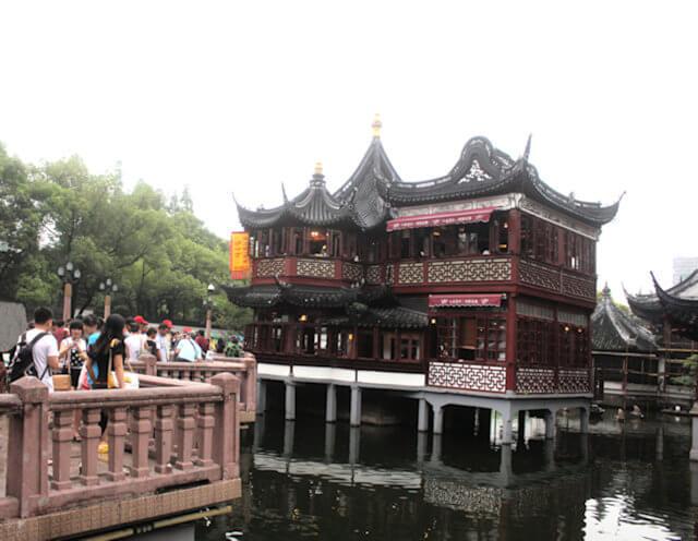 shanghai_huxinting teahouse